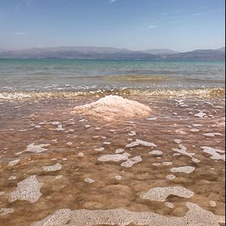 экскурсия Мертвое море