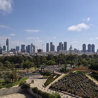 экскурсия в Тель-Авив